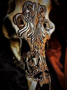 cory elling - large high detail (complete skull)3