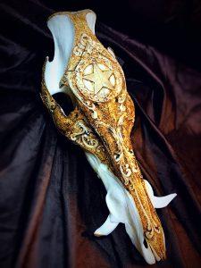 cory elling - large high detail (complete skull)